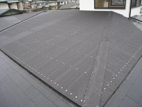 三島市雨漏り施工後