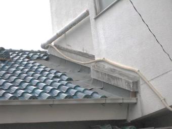裾野市雨漏り改修瓦