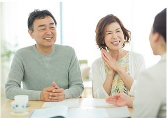 瑕疵保険で安心する夫婦