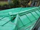 三島市トタン屋根塗装