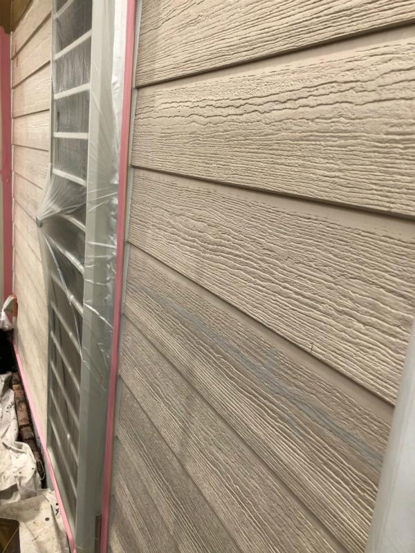 沼津市外壁塗装下地