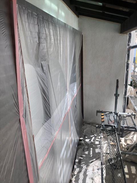 沼津市塗装下処理