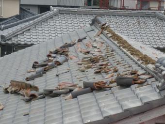 富士市地震被害