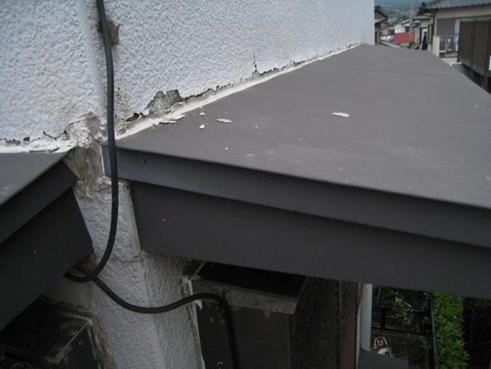 沼津雨漏りカバー工法