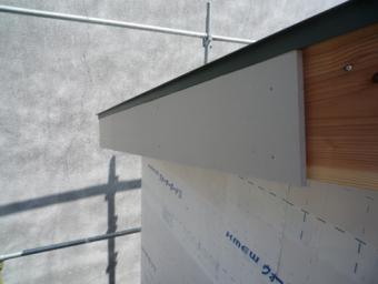 沼津ガルバリウム鋼板屋根