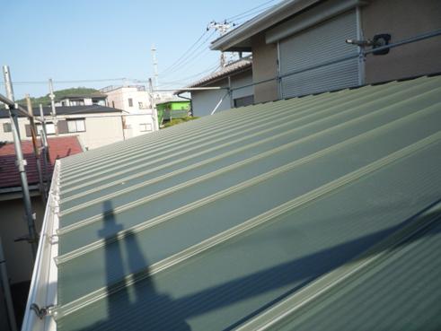 沼津屋根ガルバリウム鋼板