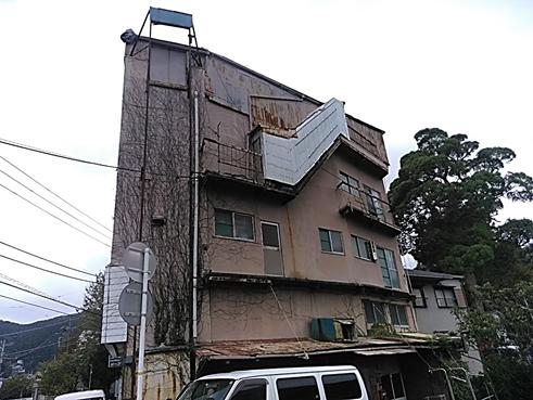 熱海台風被害