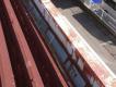 沼津市折版屋根錆び雨漏り