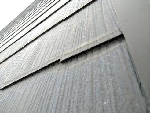裾野屋根劣化塗膜