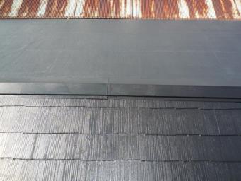 三島カラーベスト屋根塗装