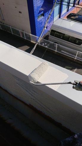 沼津市ウレタン塗装屋根