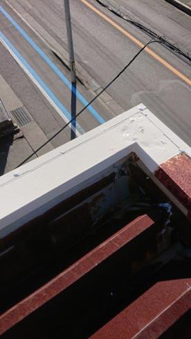 沼津市雨漏り屋根塗装