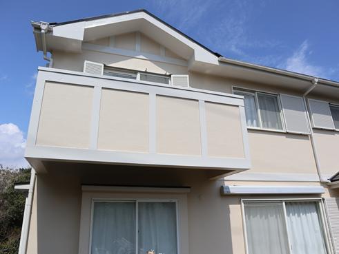 裾野屋根外壁塗装後