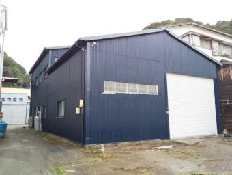沼津倉庫屋根外壁塗装