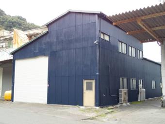沼津倉庫屋根外壁塗装後