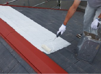 断熱塗料ダイヤスーパーセランマイルドIRは白が最適